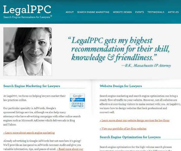 legalppc-old-website